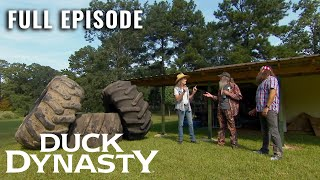 Duck Dynasty: Rowdy's Big Day - Full Episode (S11, E12) | Duck Dynasty