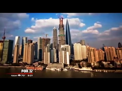 FOX 32 News Chicago: Chicago Architect Talks About Shanghai Tower