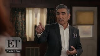 Eugene Levy, Dan Levy Talk 'Schitt's Creek' Season 5