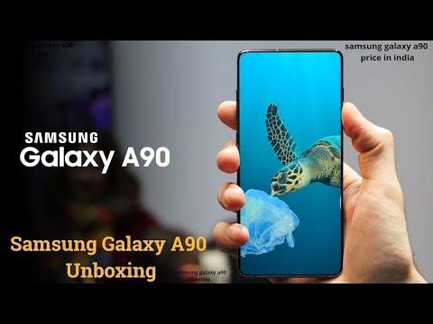samsung-galaxy-a90-unboxing---first-look-!-(kutu-açılımı)