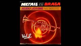 LP/BR   -  Song of India (Canção da India)    -  Henry Jerome  (Metais em Brasa)
