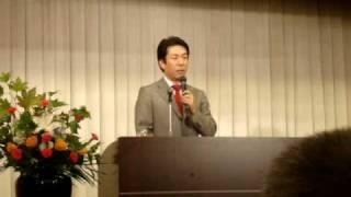 大高衛氏、福知山市で講演!