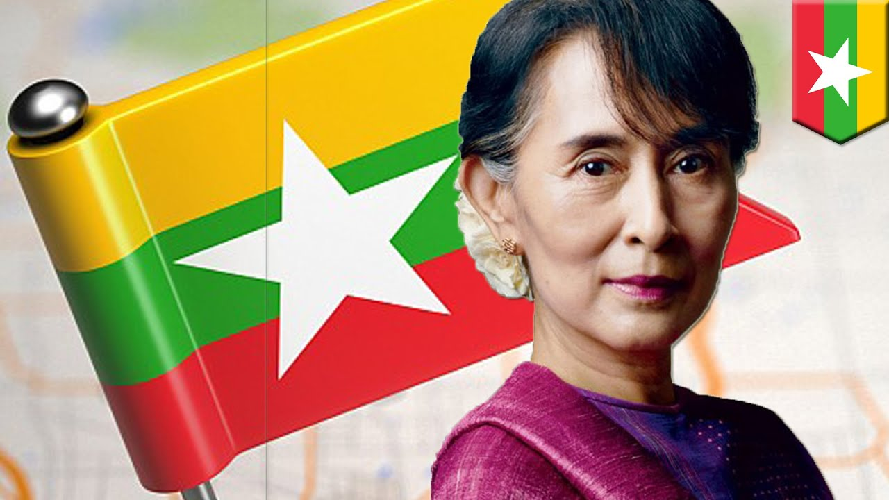 Myanmar elections: Aung San Suu Kyi's NLD party set for landslide victory in Burma - YouTube
