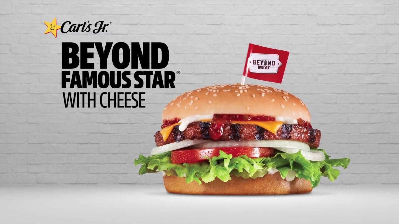 Carl S Jr Adds Plant Based Burger To Its Menu Geekspin