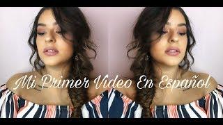 Gambar cover Mi Primer Video En Espanol   Lesly Ayala