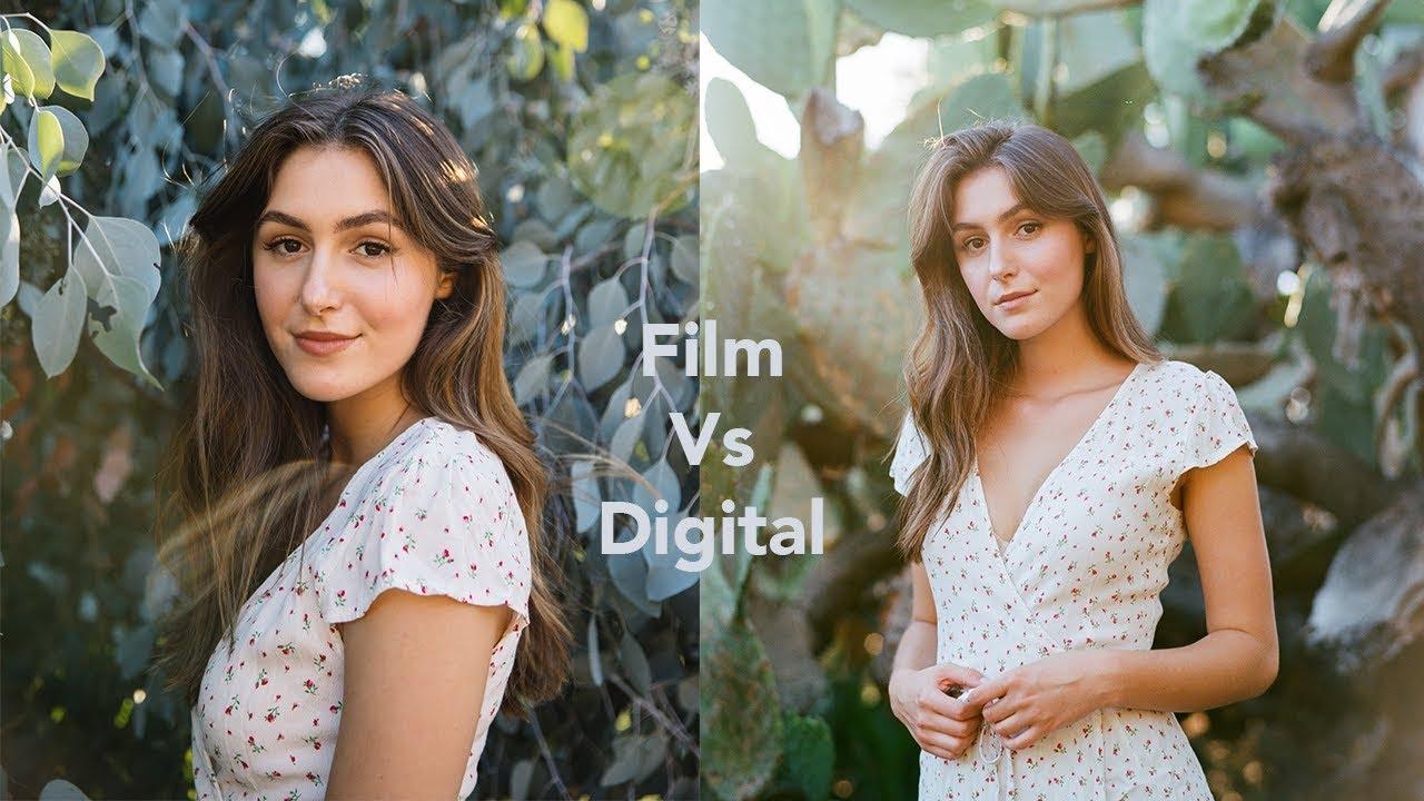 Medium Format Film Vs Digital Photography Youtube