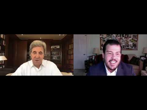 Quinn Interviews Secretary John Kerry
