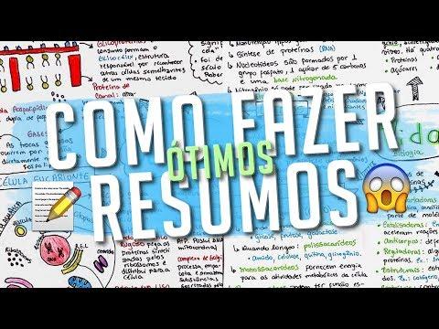 COMO FAZER RESUMOS (BONITOS E EFICIENTES)  | CHICLETE VIOLETA