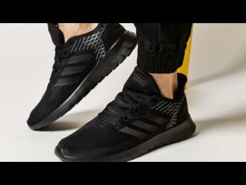 ADIDAS ASWEERUN shoes review - YouTube