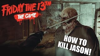 Friday The 13th Game (Πως να σκοτώσετε τον Jason)