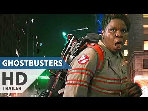 GHOSTBUSTERS Movie  Compilation 2016