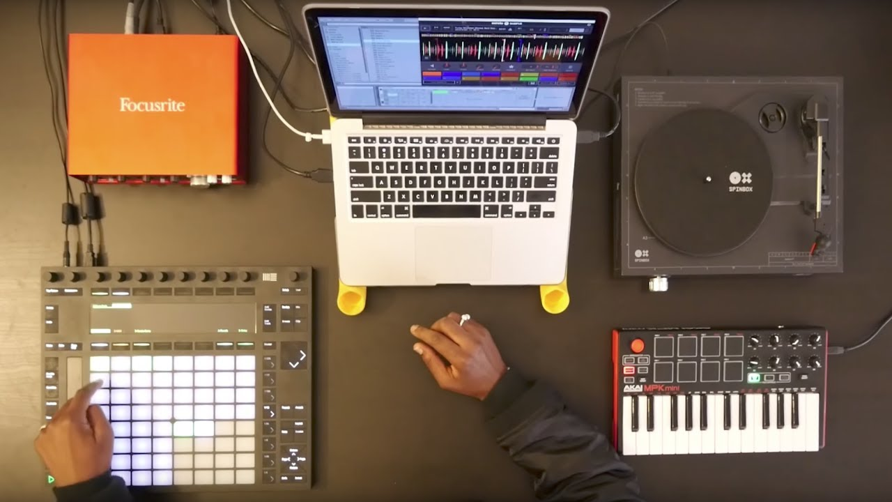 VIDEO] - How to use Ableton Push with Serato Sample – Serato