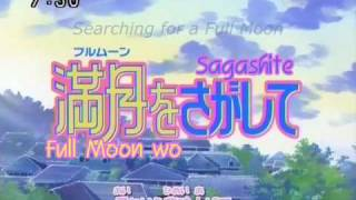The second intro song from Full Moon wo Sagashite - Rock'N Roll Pri...