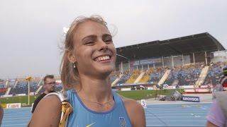 IAAF WU20 Championships Bydgoszcz High Jump Women Bronze Yuliia LEVCHENKO UKR