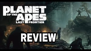 Planet Of The Apes: Last Frontier Review - PS4