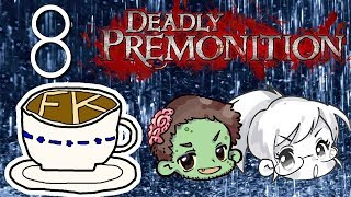Deadly Premonition #8 -- Q's Delivery Service! -- No Talent Gaming