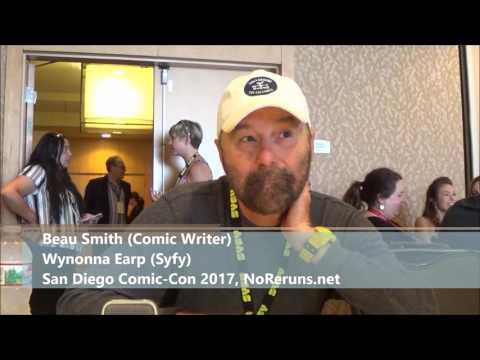 WYNONNA EARP Q&A with Writer Beau Smith  (SDCC 2017)