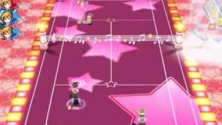 Fantasy Tennis Doubles Match