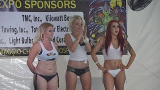 Repeat youtube video Wet T-Shirt Contest Gone Wrong. Pt. 1-South Florida Tattoo Expo 2015