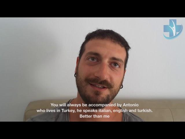 Hair Transplant Turkey - Before and after planting – Dr. Öykü ÇELEN / Skin Health Turkey
