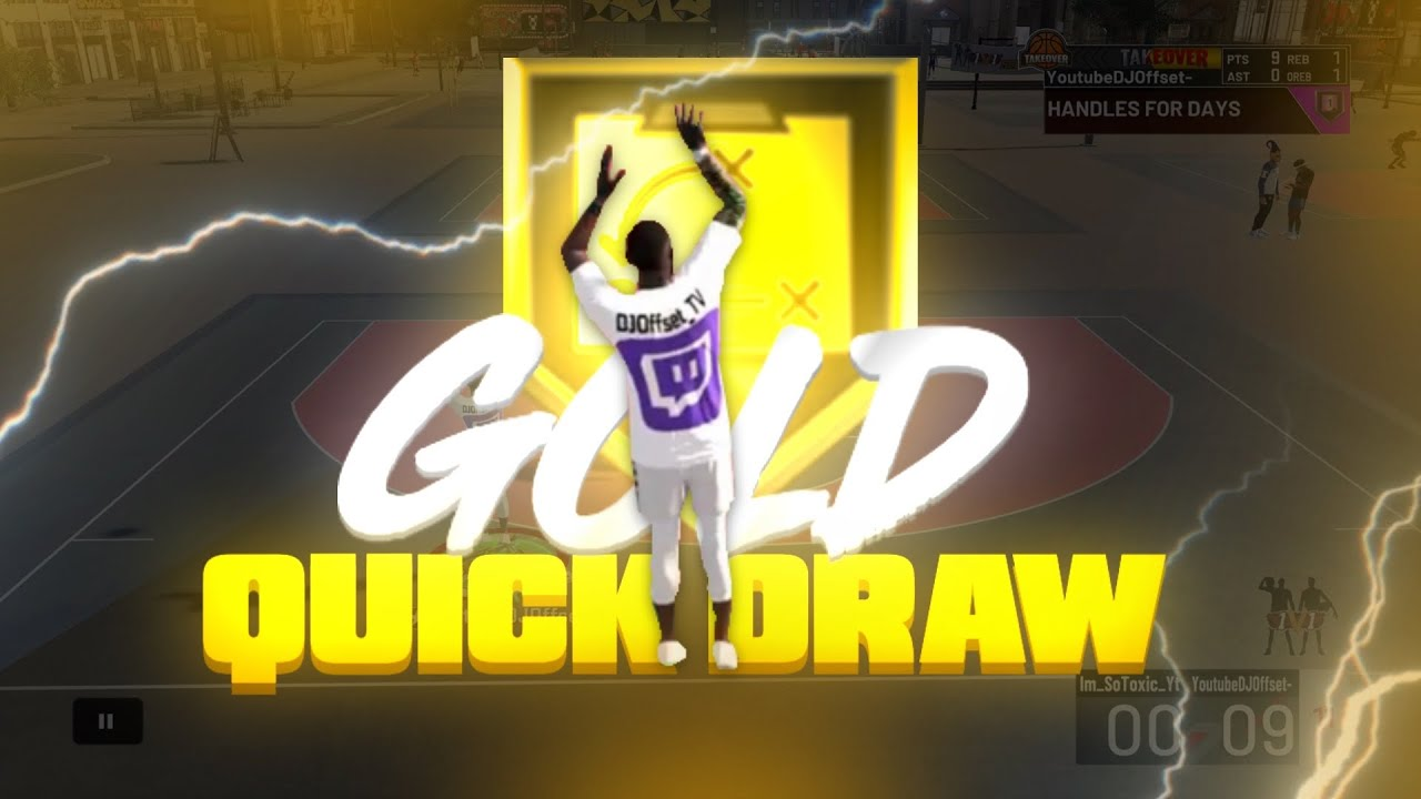 🚨NEW🚨 BEST JUMPSHOT FOR GOLD QUICK DRAW IN NBA 2K20 ❤️ GUARANTEED GREENS ✳️ BEST iSO GUARD BUILD👁
