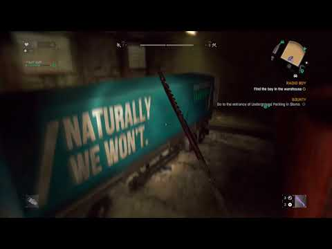 Dying Light: The Following – Enhanced Edition Demolisher |