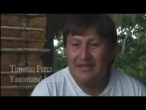 Behind The Enemy God Feature Film   A Film About a Yanomamo Shaman