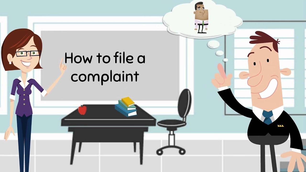 File A Complaint