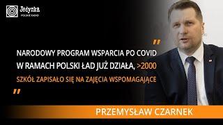 """Przemysław Czarnek o """"Tour de Konstytucja"""
