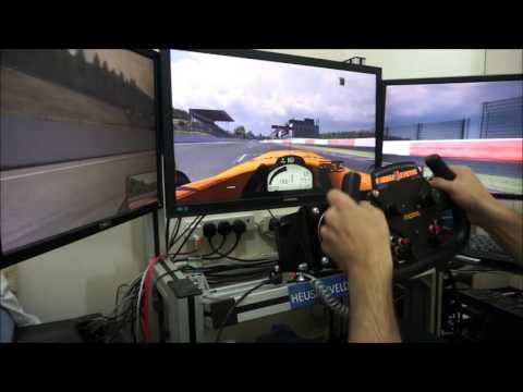 OSW Mige Testing - Star Mazda @ Spa & BMW Z4 GT3 @ Brands Hatch
