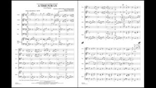 A Time for Us by Nino Rota/arr. Robert Longfield