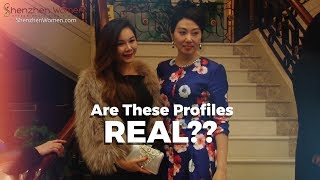 Are These REAL Profiles? Chinese Women on Asian Dating Sites