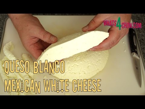 How to make queso blanco cheese