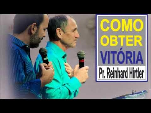 Como obter vitória - Pr. Reinhard e Pr. Azemar - Conferência Profética -  Juiz de Fora MG - 04.11.17