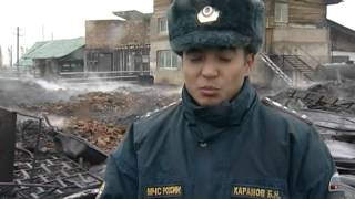 Трагедия в Башкирии  огонь уничтожил элитных коней!