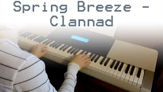 Spring Breeze - Clannad (Piano)