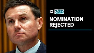 Queensland's LNP blocks Andrew Laming from recontesting seat | 7.30