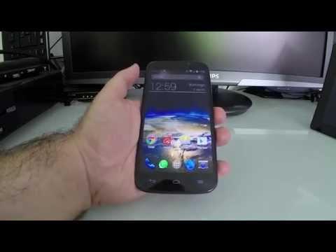 Vodafone Smart 4 Power - Unboxing y review en español