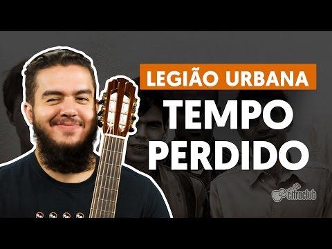 Tempo Perdido - Legião Urbana (aula de violão)