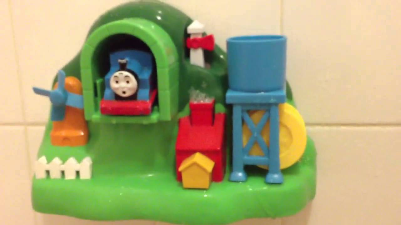 Thomas & Friends Bath Toy - YouTube