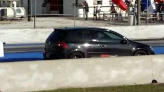 MKV APR Stage 3 GTI does 11.96 in 1/4 MIle
