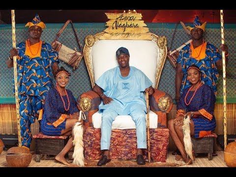 Watch Incredible Talking Drummers that thrill the Femi Adebayo,Others at Alagbara Premiere