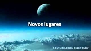 Anjo canta com Jason Upton em gravação da música Fly Voar   Legendado