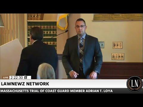 Adrian Loya Trial Day 1 Officer Joshua Parsons Testifies 08/29/17