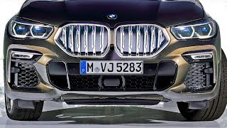 2020 BMW X6 M50i – Features, Design, Driving