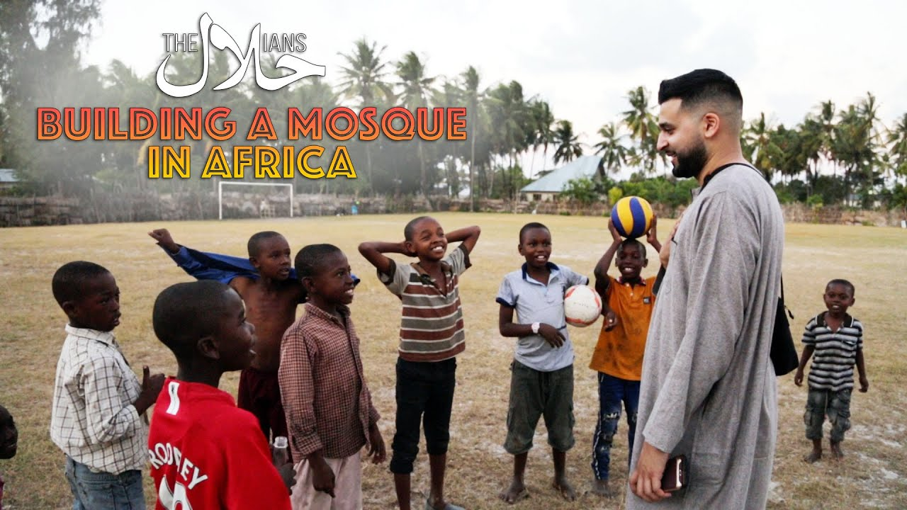 Building a Mosque in Africa - Mistah Islah & The Halalians