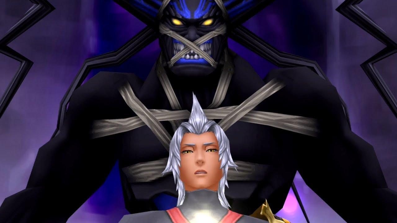 Kingdom Hearts Birth By Sleep Final Mix HD [English] Aqua ...Terra And Aqua
