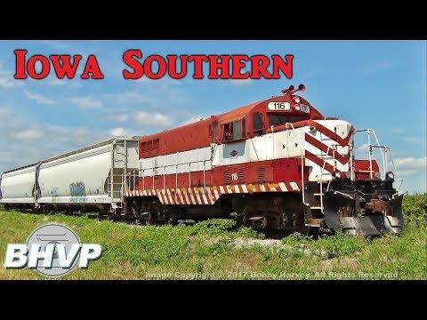 Exploring The Iowa Southern: Shortline Railroading In Albia, Moravia, Centerville, IA