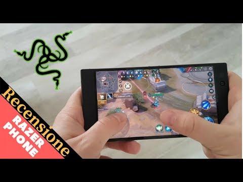 Recensione Razer Phone - Lo smartphone per giocare!