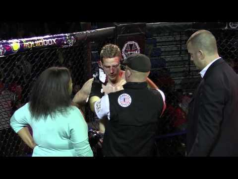 Conflict 32 Conflict MMA 32 Myrtle Beach Nov 7th, 2015 Jeremiah Scott vs John Henning